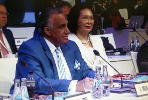 COD resalta llegada de Mejía al COI, logros de atletas y visitas distinguidas