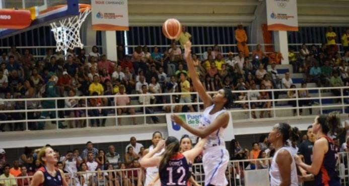 Quinteto femenino baloncesto obtiene segundo triunfo en Bolivarianos