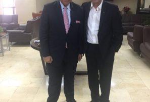 Presidente de Odepa Neven Ilic llega al país en visita oficial