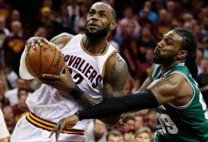 Cavaliers de Cleveland y Boston Celtics, de nuevo favoritos en el Este