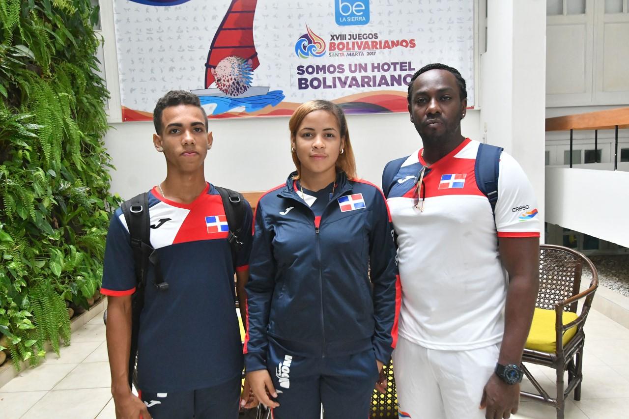 Plasencia y Gutiérrez probarán suerte en patinaje Juegos Bolivarianos