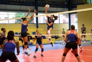Albergue Olímpico recibe elogios voleibolistas de Puerto Rico