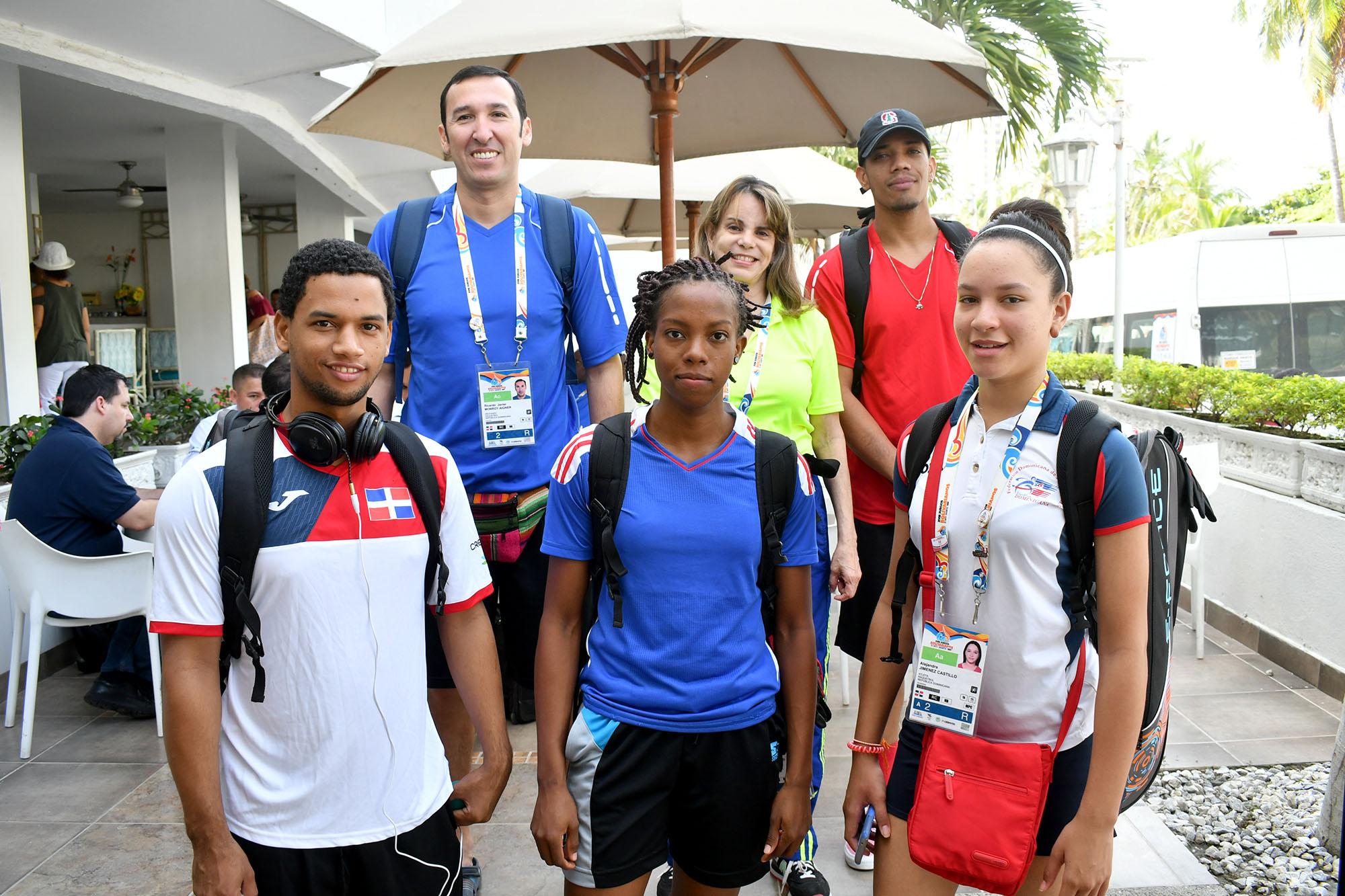 Racquetbol obtiene medalla de bronce en dobles masculinos