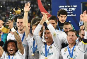 Real Madrid suma otro título al ganar la final del Mundial de Clubes