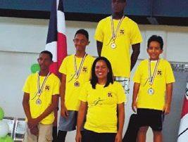 Salcedo se impone en torneo nacional de esgrima