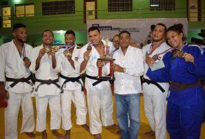 San Juan de la Maguana ratifica hegemonía en torneo superior judo