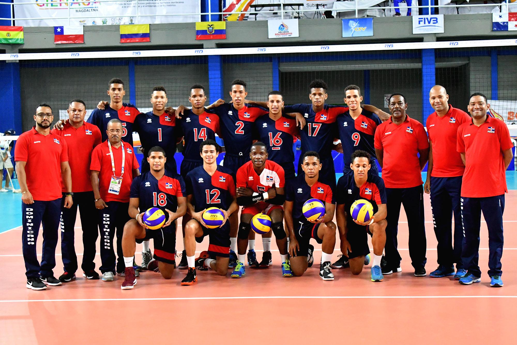 Voleibol masculino pierde ante Chile en debut Bolivarianos