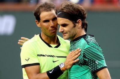Nadal y Federer  apuntan a la final en Shanghai