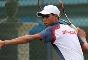 José Olivares y Nick Hardt ganan en apertura Abierto de Tenis Copa Claro