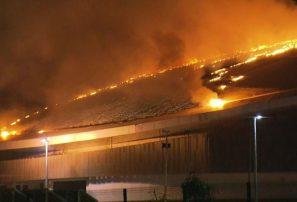 Velódromo olímpico en Río se incendia por 2da vez en el año
