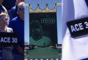 Muerte de Yordano Ventura aún aflige a Kansas City