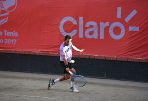 Estrella y Hernández pasan a semifinales en el Abierto de Tenis