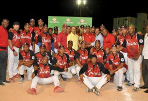 Distrito Nacional, campeón Softbol Chata Máster