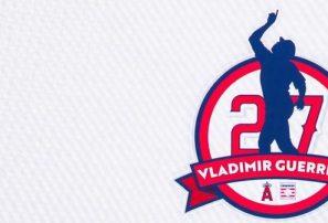 Angelinos usarán parche en honor a Vladimir Guerrero en temporada 2018