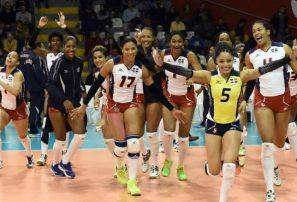 Copas panamericanas de voleibol darán boletos para Lima 2019