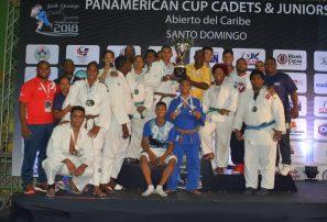 Selección RD gana la Copa Santo Domingo del Caribe de Judo