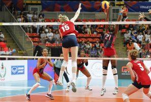 Estados Unidos derrota 3-0 a Dominicana en Liga de Naciones