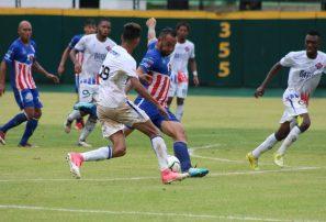 Triplete de Anderson Arias da goleada a Atlético de San Francisco sobre Atlético San Cristóbal