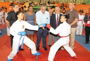 Distrito Nacional conquista primer lugar Nacional de Karate Femenino