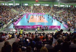 Ministro Díaz califica de exitosa temporada de Liga de Voleibol