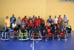 Comité Paralímpico inicia preparación para XIV Juegos Nacionales