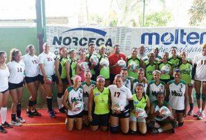 Liga Norcentral de Voleibol  Femenino anuncia torneo