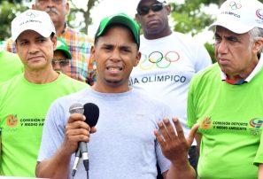 SOESA resalta importancia siembra de árboles en Día Olímpico