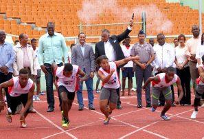 Inefi inaugura el Campeonato Nacional de Atletismo Escolar 2018