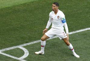 Cristiano resuelve para Portugal y elimina a Marruecos