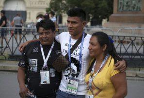 Selección de México llega a Samara para duelo ante Brasil