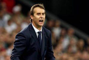 Julen Lopetegui asumirá como técnico del Real Madrid