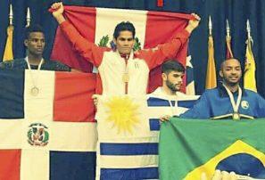 Wushu gana tres medallas de plata en Copa Sudamericana