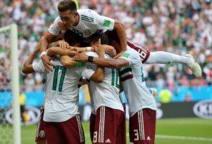 México supera a Corea del Sur y se encamina a la clasificación