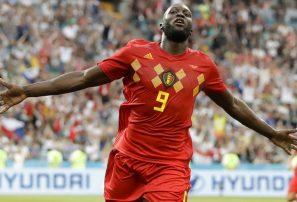 Bélgica le ganó 3-0 a Panamá en el Mundial