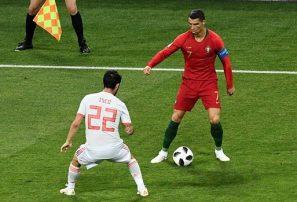 España y Portugal empataron 3-3 por el Grupo B del Mundial