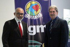 Persio Maldonado es reelegido presidente en Confederación de Tenis