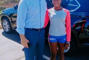 Camila Romero Taveras clasifica a Mundial Triatlón Junior