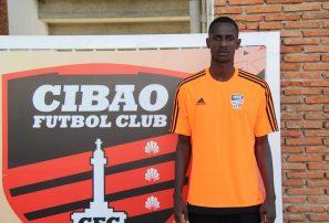 Cibao Fútbol Club contrata nuevo refuerzo Jean Jackinto