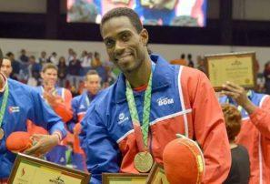 Elvis Contreras resalta voleibol masculino ha mantenido nivel