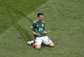 México triunfó sobre Alemania; Brasil empata con Suiza;