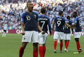 Mbappé eclipsa a Messi y pone a Francia en cuartos de final