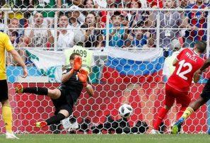 Bélgica vapuleó a Túnez y pasó a octavos del Mundial Fútbol