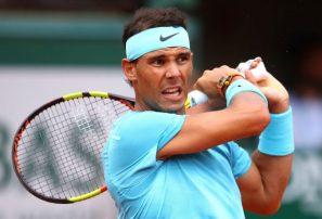 Nadal accede a octavos de final en Roland Garros