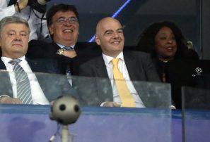 Infantino se muestra imparcial sobre sede de Mundial de 2026