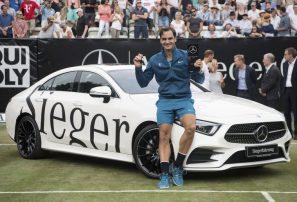 Federer se corona en Abierto de Stuttgart