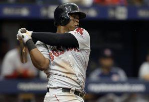 Devers pega jonrón y Boston supera 6-4 a los Orioles