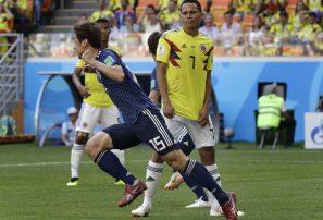 Colombia cayó ante Japón y Rusia volvió a ganar