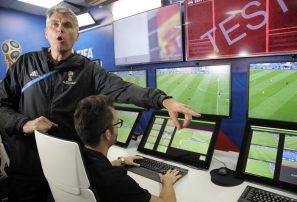 FIFA instala las salas de videoarbitraje para el Mundial