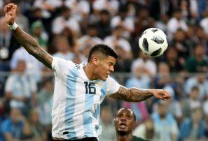 Argentina-Francia y Uruguay-Portugal abren los octavos de final