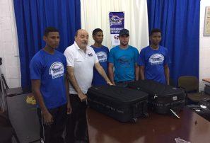 Remo RD busca medallas en Centroamericano de San Salvador